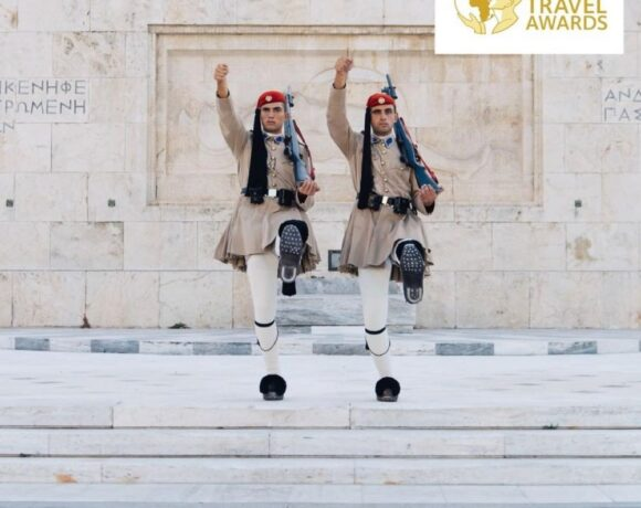 WTA 2021: Athens Nominated for Title of Europe's Leading City Break Destination