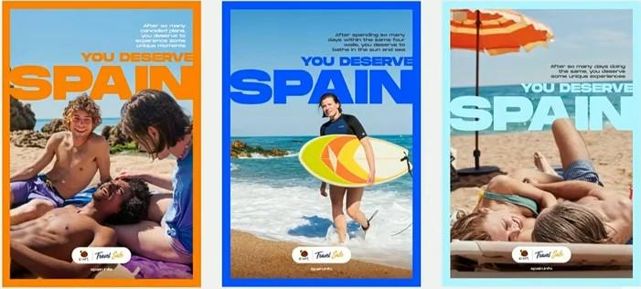"""You Deserve Spain"" και ελπίδες για 45 εκατ"