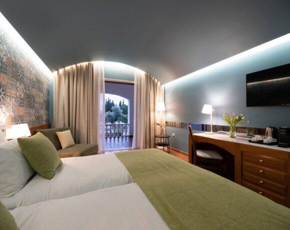 Zeus International to Open Eretria Hotel and Spa Resort in June