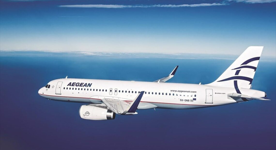 Aegean: Νέες απευθείας πτήσεις από το αεροδρόμιο «Μακεδονία»