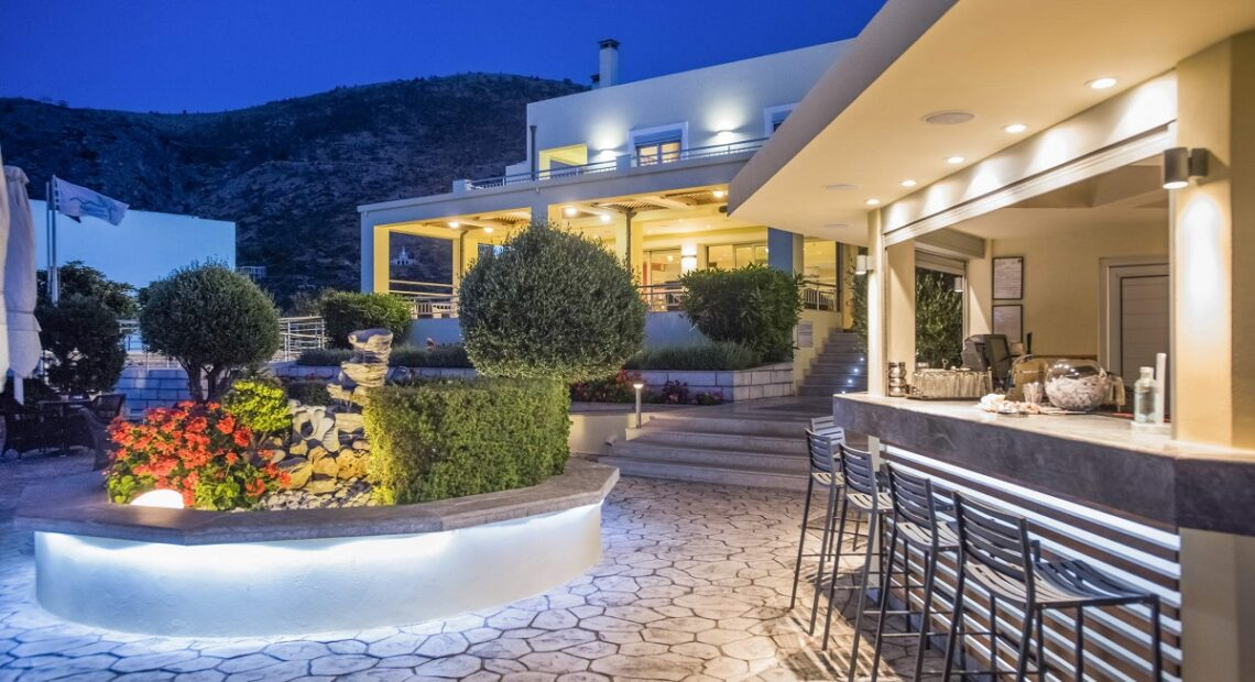 Almiriki Hotel Apartments: Open for Unforgettable Summer Holidays on Chios