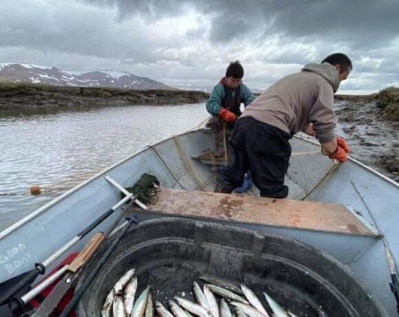 Αλάσκα: Ένα χωριό που κόπηκε στα δυο από την κλιματική αλλαγή
