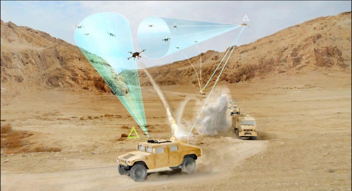 Αντίμετρα για σμήνη drones ετοιμάζει ο αμερικανικός στρατός