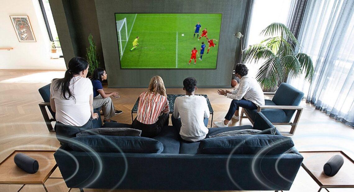 Απολαύστε τα αγαπημένα σας αθλήματα όπως ποτέ ξανά με τις LG τηλεοράσεις