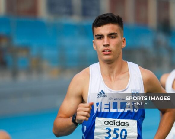 Βαλκανιονίκης με ρεκόρ ο Παρασκευάς στο δέκαθλο