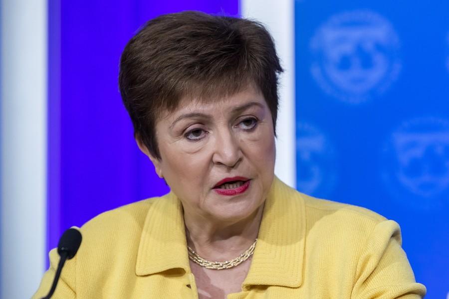 Γκεοργκίεβα (ΔΝΤ): «Καμπανάκι» για τις αποκλίσεις μεταξύ των οικονομιών