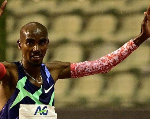 Επιστροφή Φάρα που διεκδικεί την Ολυμπιακή πρόκριση