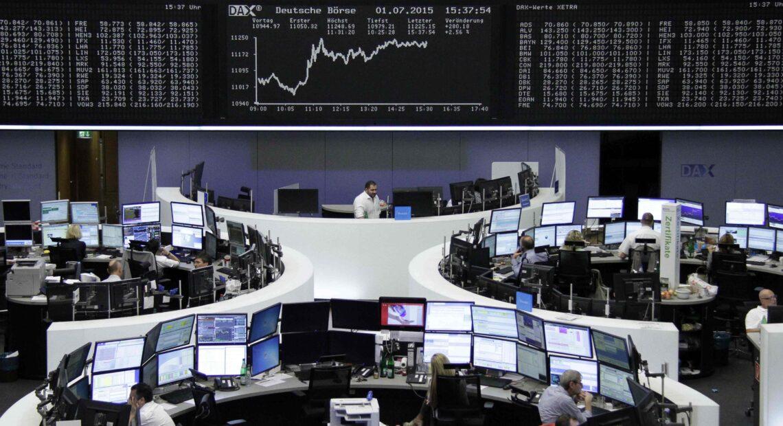 Ευρωαγορές: Διατηρούνται οι πιέσεις λόγω Fed
