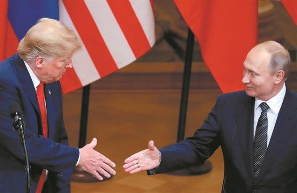 ΗΠΑ- Ρωσία: Εισερχόμαστε σε μια περίοδο Ψυχρής Ειρήνης;