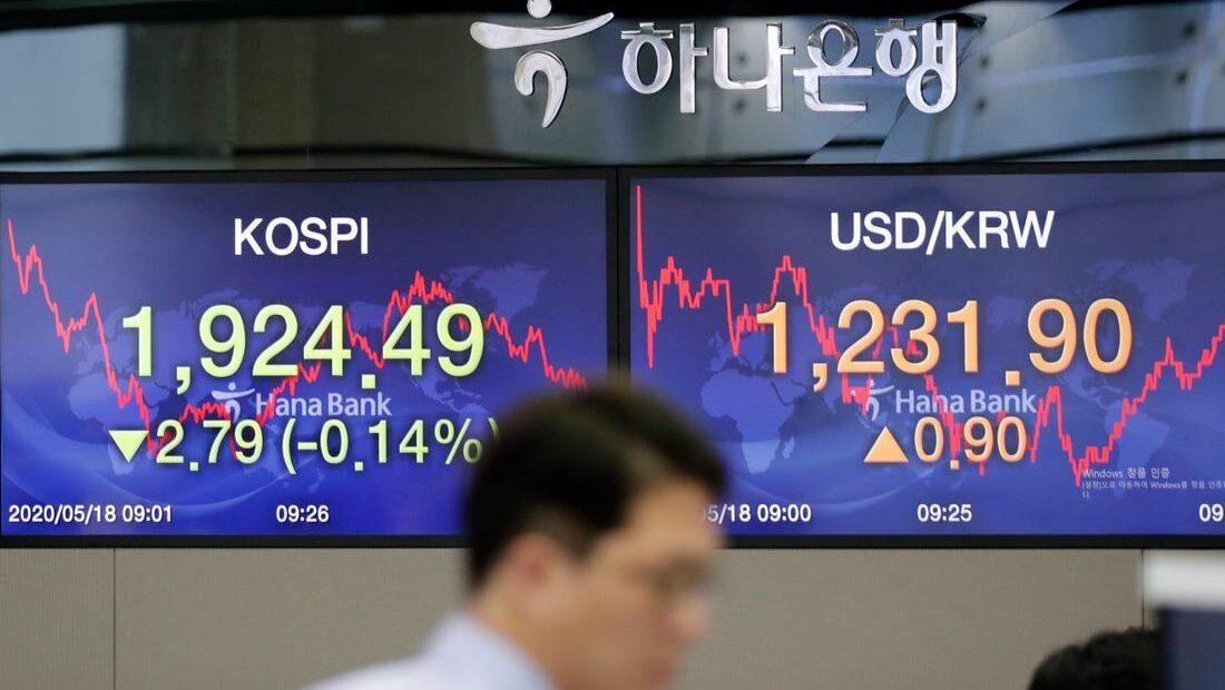 Κέρδη στην Ασία – Ράλι άνω του 1% στο κινεζικό χρηματιστήριο Σενζέν εν αναμονή του πληθωρισμού στις ΗΠΑ