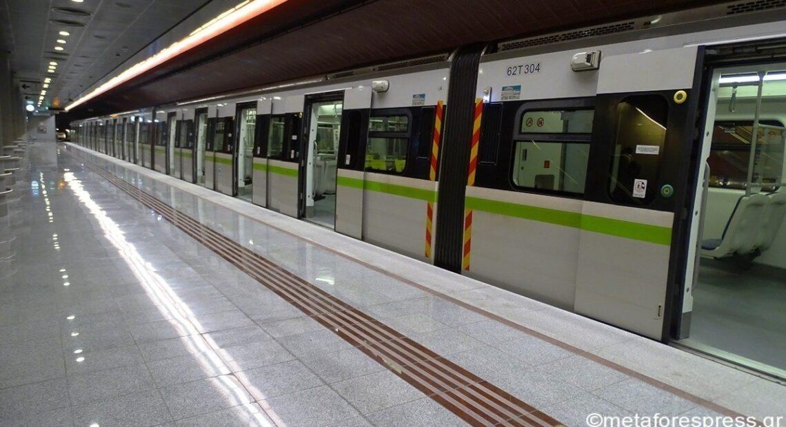 Καραμανλής: Ώριμο έργο η επέκταση της γραμμή 4 του μετρό σε Περισσό και Πετρούπολη ύψους 300 εκ