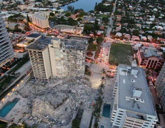 Κατάρρευση κτιρίου στο Μαϊάμι Μπιτς: Θρίλερ στα χαλάσματα – Στους 99 οι αγνοούμενοι