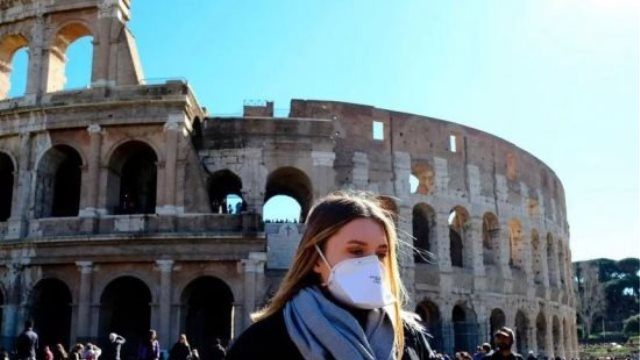 «Λευκή ζώνη» η Ιταλία – Εμβολιάστηκε το 58% των πολιτών άνω των 12 ετών