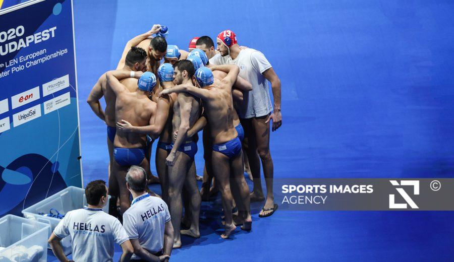 Με 19 πολίστες η προετοιμασία της Εθνικής για τους Ολυμπιακούς
