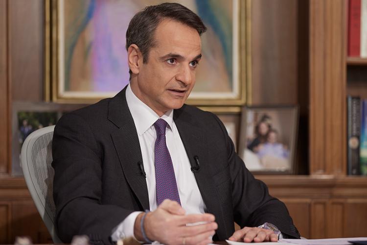 Μητσοτάκης: «Το νέο εργασιακό νομοσχέδιο δίνει δύναμη στον εργαζόμενο»