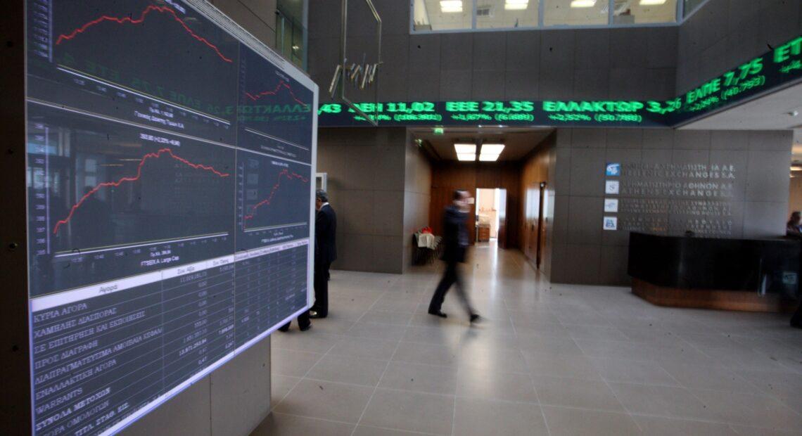 Νέα προσπάθεια ανόδου στο Χρηματιστήριο Αθηνών