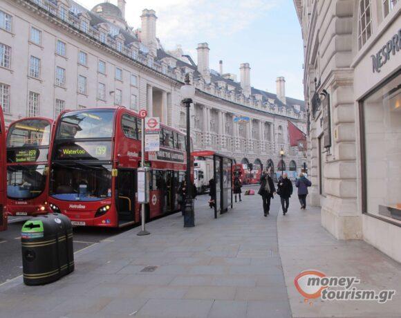 Οι βουλευτές στη Βρετανία ζητούν οικονομική βοήθεια για τον ταξιδιωτικό τομέα
