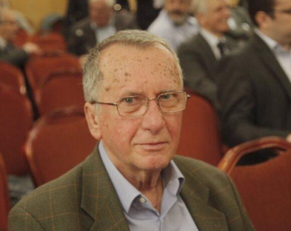 Πέθανε ο πρώην υπουργός του ΠΑΣΟΚ Γιώργος Δρυς