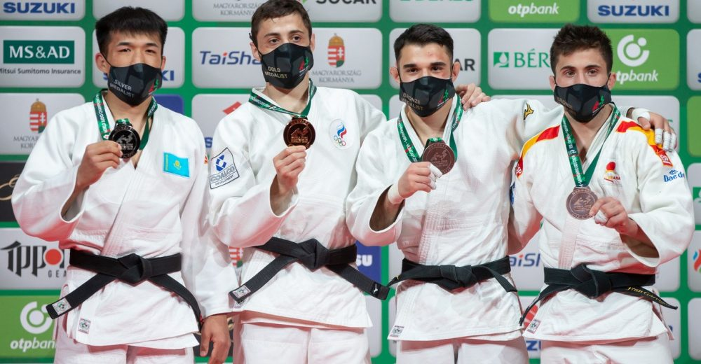Παγκόσμιο πρωτάθλημα τζούντο: Ρωσία, Ιαπωνία τα πρώτα χρυσά