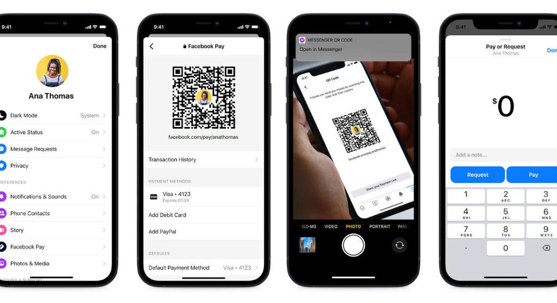 Πιο εύκολη η μεταφορά χρημάτων με τον Facebook Messenger