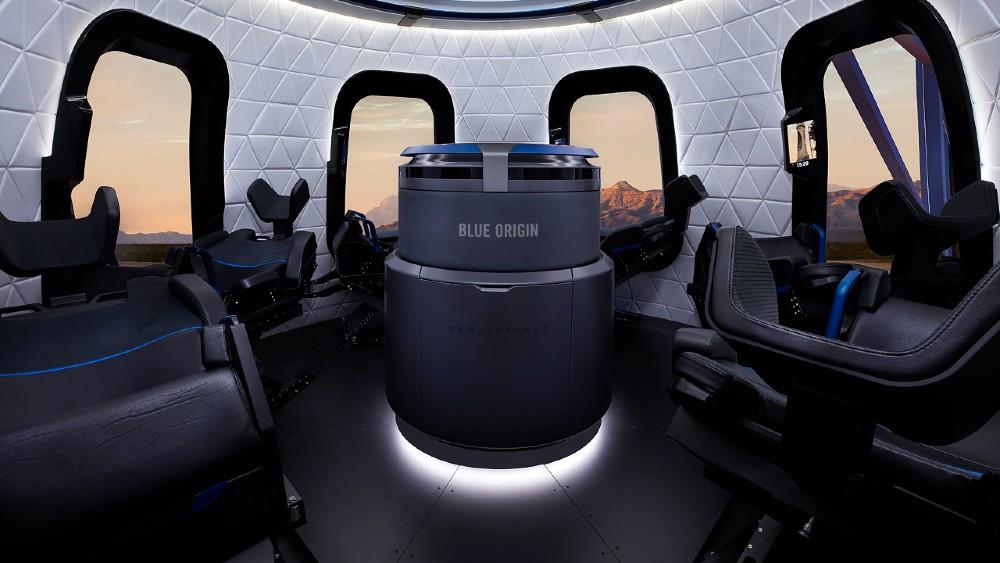 Πόσο κοστίζει το διαστημικό ταξίδι της Blue Origin με τον Jeff Bezos;
