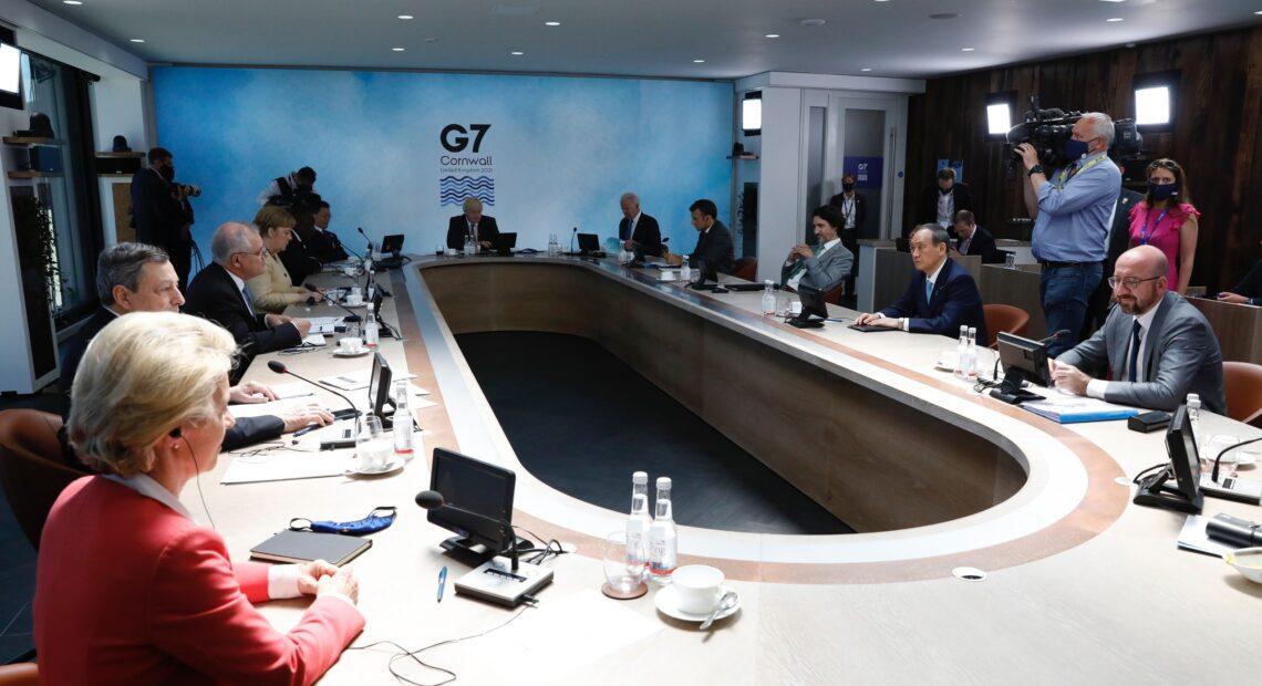 Σύνοδος G7: Νέος έρωτας Ευρώπης – ΗΠΑ ή ψυχρός πόλεμος με την Κίνα;