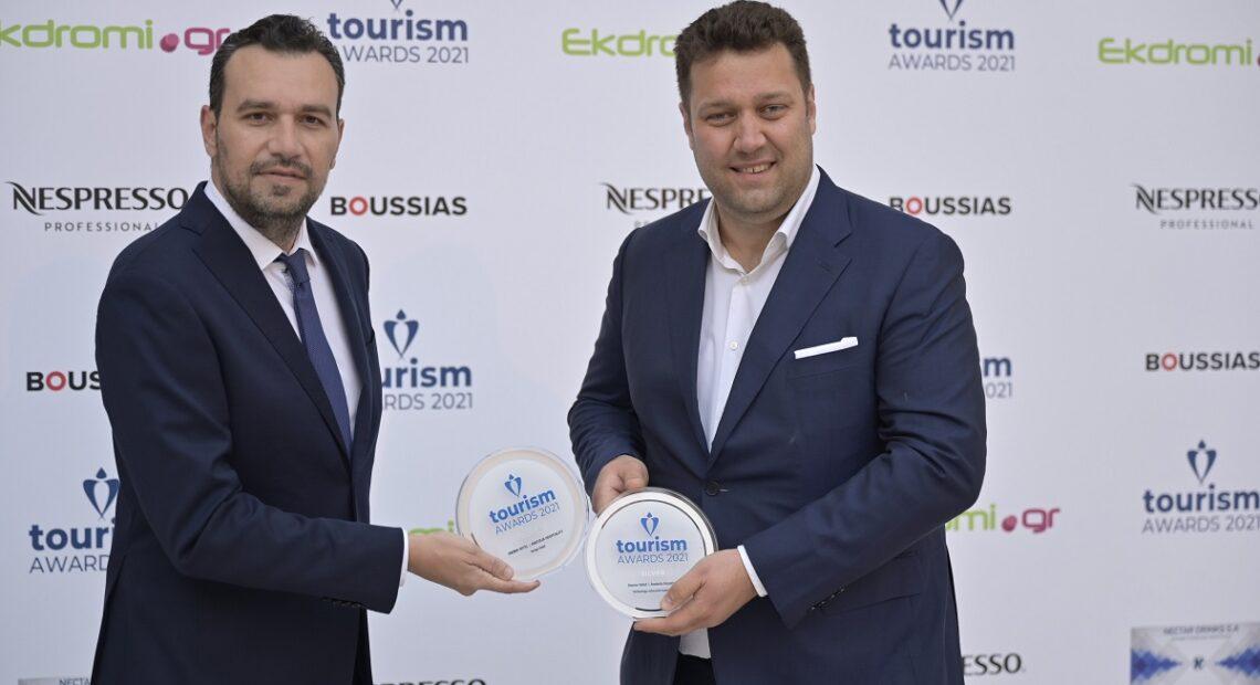 Το ONOMA Hotel γιορτάζει τα πρώτα του βραβεία