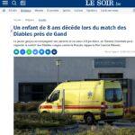 Τραγωδία στο Βέλγιο: 8χρονος πνίγηκε σε λίμνη, ενώ η οικογένειά του έβλεπε αγώνα του Euro
