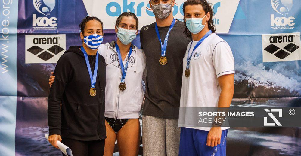 Τόκιο 2020: Ο Χρήστου είναι ήδη ο MVP της ελληνικής κολύμβησης