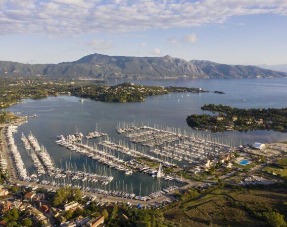 Corfu's Gouvia Marina Operating Company Gets Extended Lease Deal
