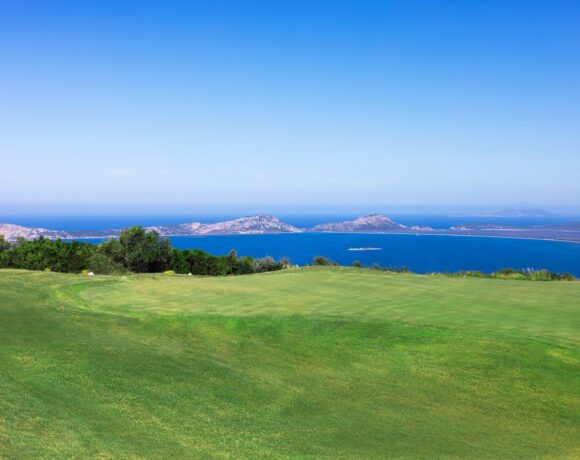Costa Navarino to Open World's 1st Olympic Academy Golf Course in 2022