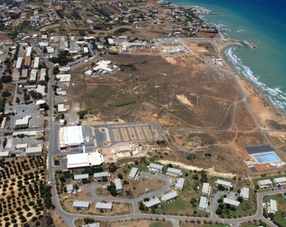 Crete: HRADF Seeks Investor to Transform 'Gournes' into an Iconic Destination