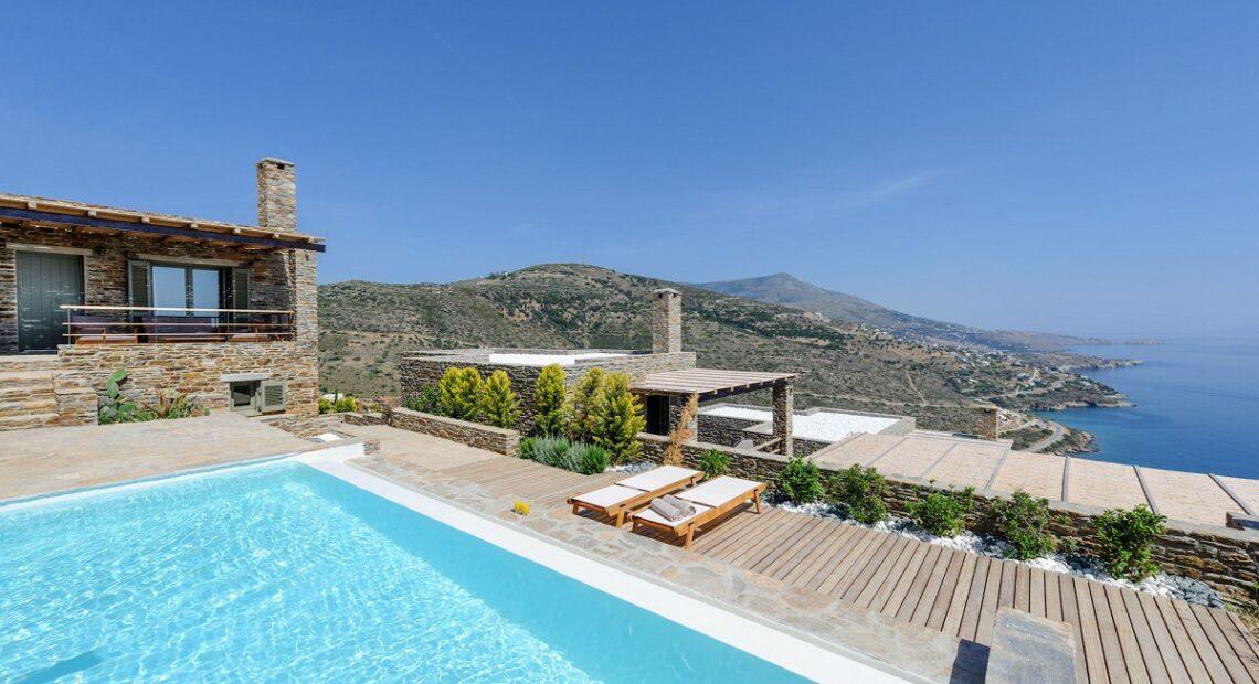 'Do Disturb Hotels' Adds New Luxury Properties and Premium Villas to Andros Portfolio