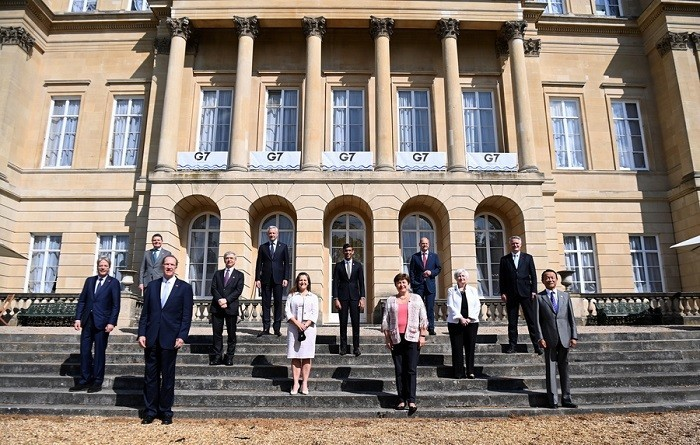 G7: Να γίνει υποχρεωτική η δημοσιοποίηση χρηματοοικονομικών πληροφοριών για το κλίμα