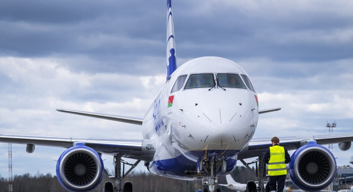 Greece Bans Belarusian Carriers from its Airspace and Airports