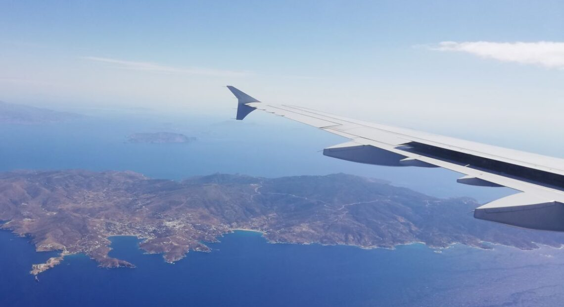 Greece Extends Rules for Domestic Air Travel to its Islands