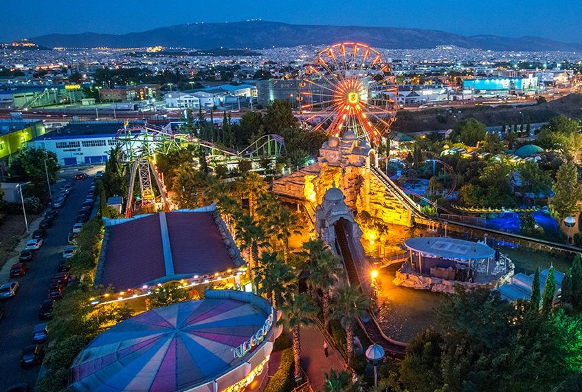 Greece Reopens Amusement Parks and Spas