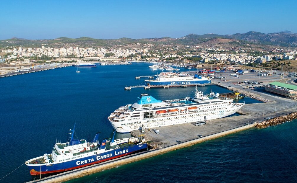 Greece Taps into Cruise Tourism with Upgraded Port Infrastructure
