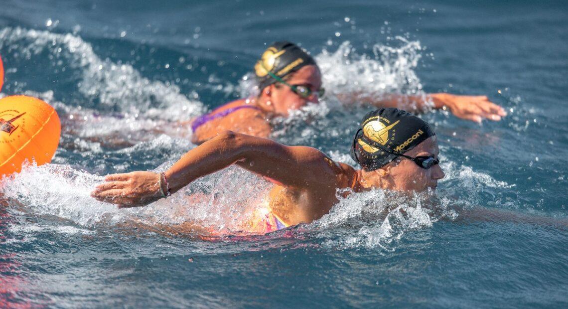 Greece's Authentic Marathon Swim Event Awarded for Successful Organization