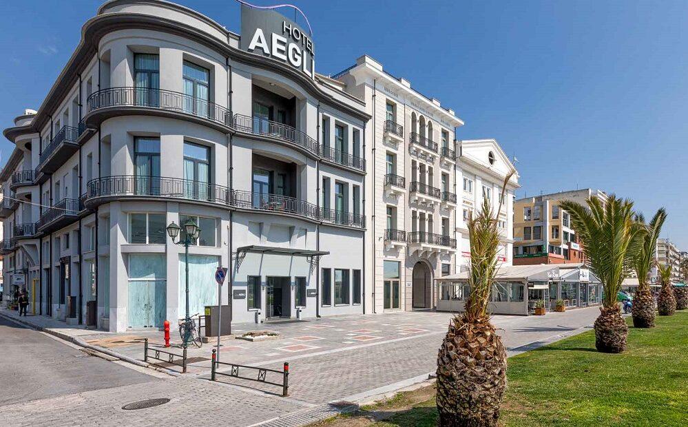Historic Aegli Hotel in Volos Opens for Summer 2021