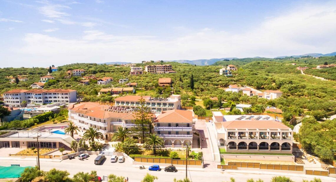 Karras Grande Resort on Zakynthos is Open and Welcoming Guests