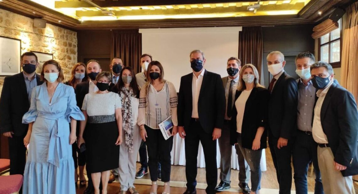 Mainland Greece Hoteliers Want Additional Aid Due to Covid-19