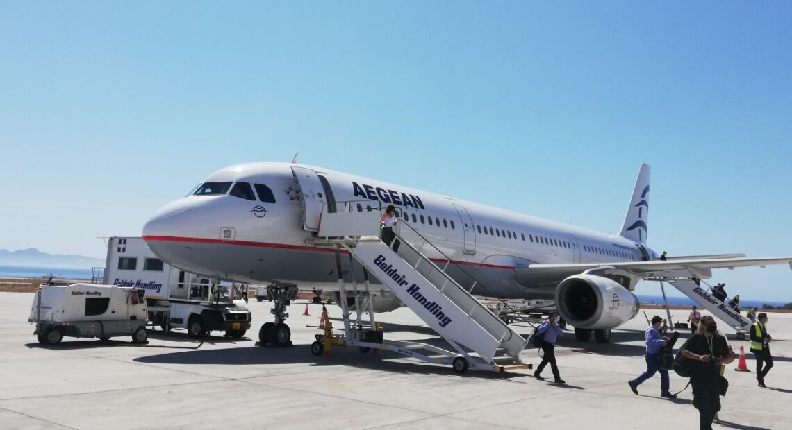May 2021 Flight and Passenger Traffic to Greece Improves