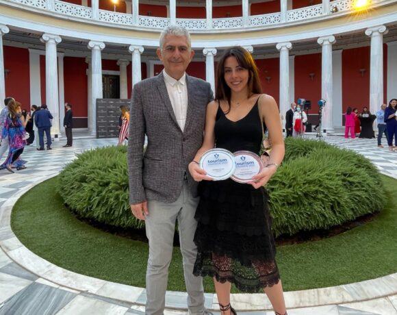 Mediterranean Palace: Σημαντικές διακρίσεις στα Tourism Awards 2021