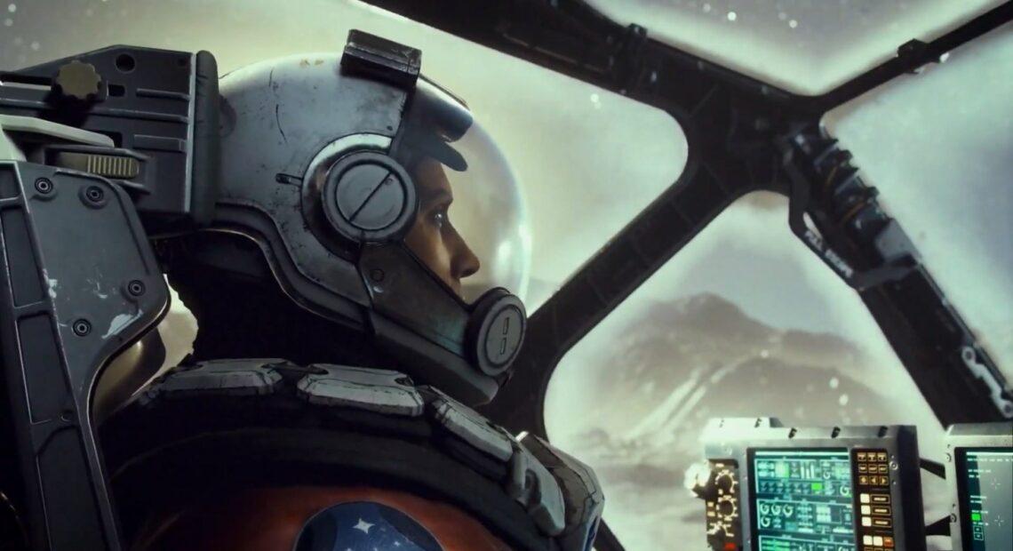 Starfield: Ταξίδι στο διάστημα με τη νέα μηχανή γραφικών Creation Engine 2 της Betheda [E3 2021]