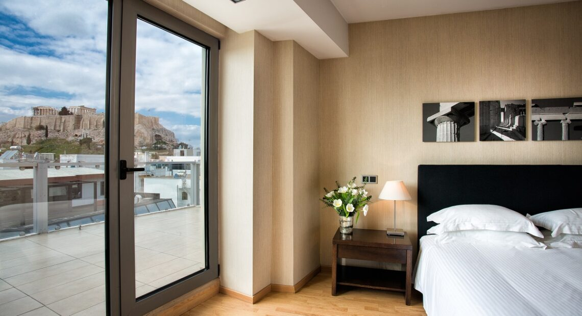 The Athens Gate Hotel Guarantees Safe and Authentic Experiences for Guests