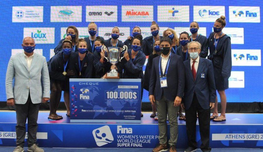 World league: Άλλο ένα χρυσό για τις ΗΠΑ