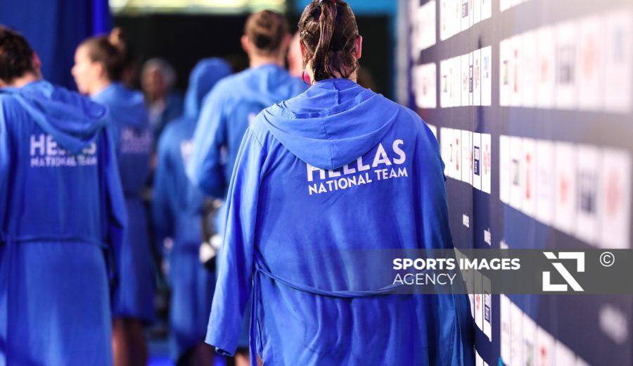 World League: Πρώτη προπόνηση για την Εθνική