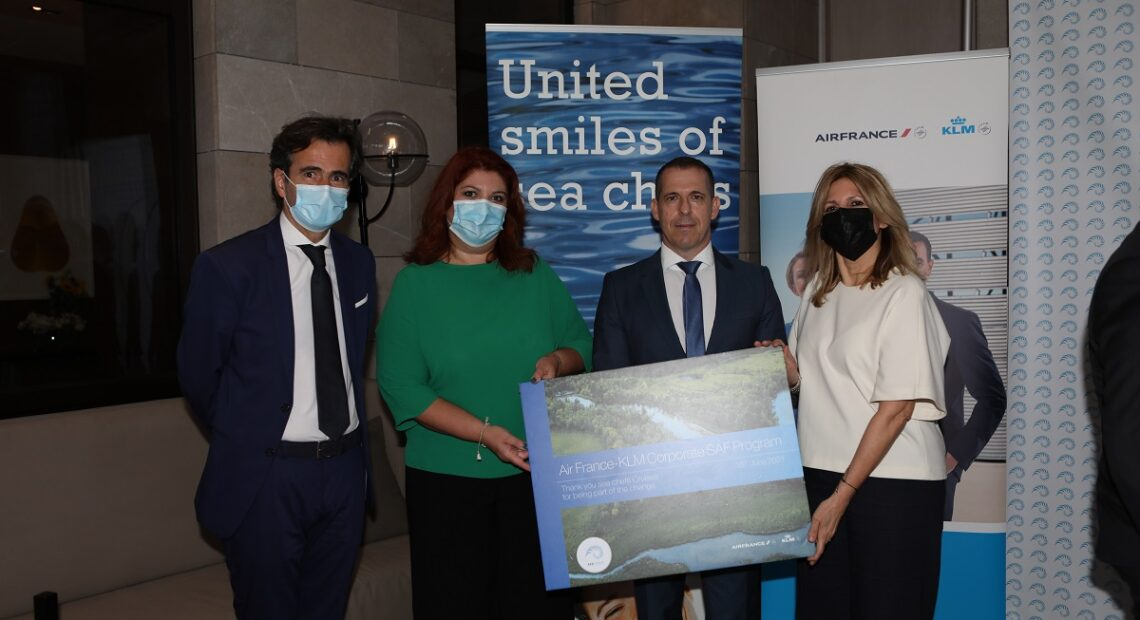 Air France-KLM Partners with Sea Chefs Cruises to Develop Sustainable Fuel Industry