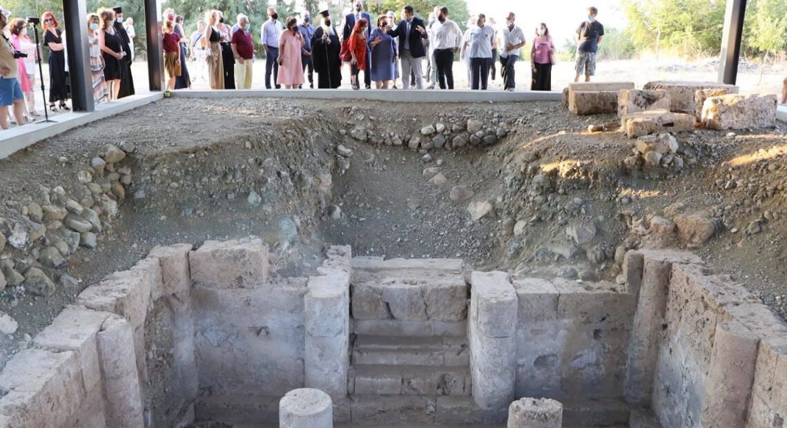 Archaeological Park of Aigai Necropolis Opens in Northern Greece